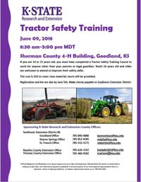 Tractor Safety Training